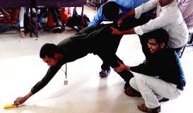 Team Activity in SMVEC