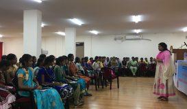 Session at Govt Polytechnic