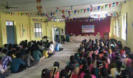 At Tirukoilur Arts & Science College
