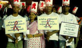 Team Faras participated in AIDS awareness program
